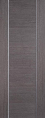 Lpd Internal Chocolate Grey Alcaraz Fire Door - Internal Doors