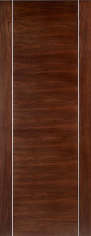 Lpd Internal Walnut Alcaraz Fire Door - Internal Doors