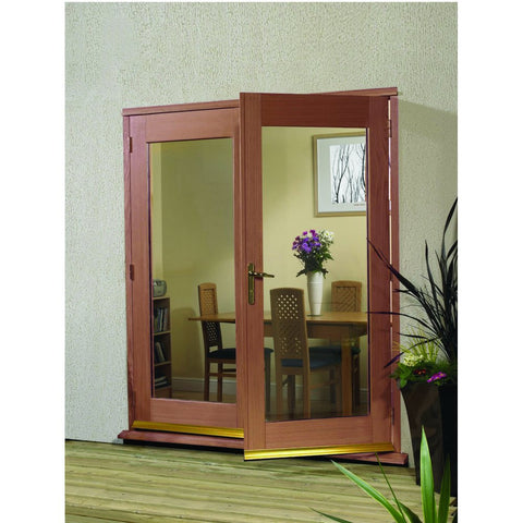 Xl Joinery External Un-Finished Hardwood La Porte French Door Set - External Doors