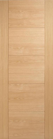 Lpd Internal Oak Vancouver Solid Fire Door - Internal Doors