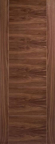 Lpd Internal Walnut Vancouver Solid Fire Door - Internal Doors