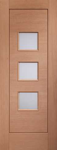 Xl Joinery External Hardwood Double Glazed Turin Door - External Doors