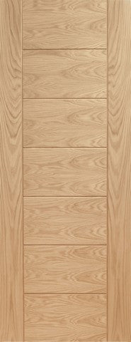Xl Joinery Internal Oak Pre-Finished Palermo Door - Internal Doors