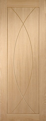 Xl Joinery Internal Oak Pesaro Fire Door - Internal Doors