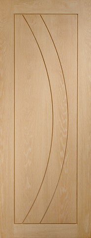 Xl Joinery Internal Oak Pre-Finished Salerno Door - Internal Doors