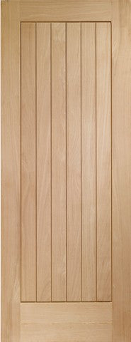 Xl Joinery Internal Oak Suffolk Fire Door - Internal Doors