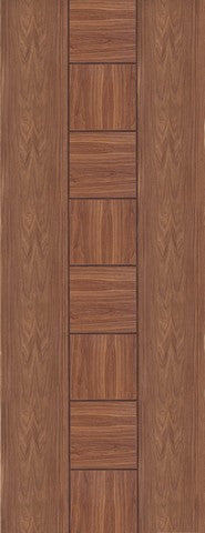 Xl Joinery Internal Walnut Pre-Finished Messina Door - Internal Doors