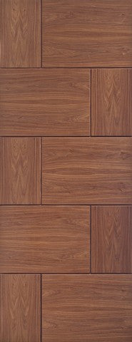 Xl Joinery Internal Walnut Pre-Finished Ravenna Door - Internal Doors
