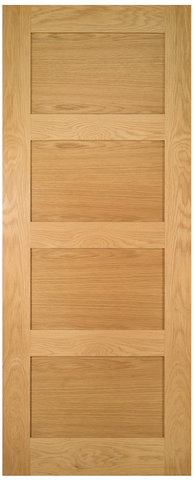 Deanta Coventry Prefinished Oak Fire Door