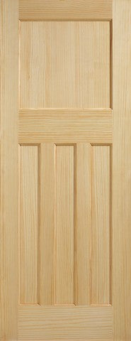 Lpd Internal Radiata Pine Dx Fire Door - Internal Doors