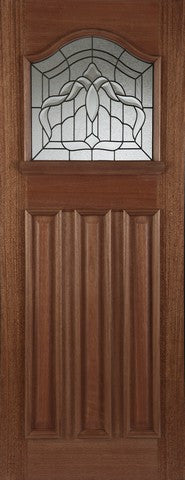 Mendes External Hardwood Estate Crown Lead Door - External Doors