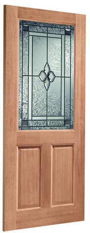 Xl Joinery External Hardwood M&t With Double Glazing Door - External Doors