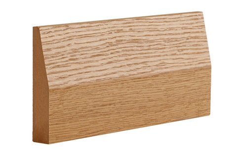 Deanta Oak Half Splayed Architrave