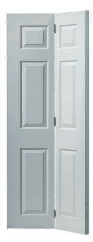 Jb Kind Internal White Colonist Grained Bi-Fold Door - Internal Doors
