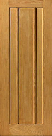 Jb Kind Internal Oak Eden Unfinished Door - Internal Doors