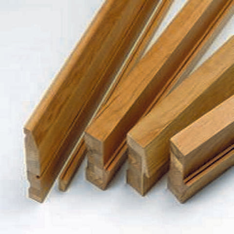 Jb Kind External Oak Door Frame - External Door Frames