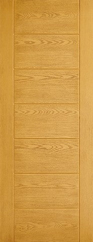 Lpd External Grp Oak Modica Door - External Doors