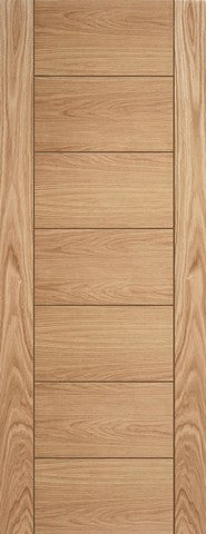 Mendes Internal Pre-Finished Oak Corsica Door - Internal Doors