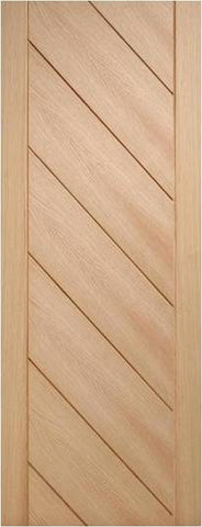 Lpd Internal Monza Oak Fire Door - Internal Doors