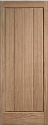 Lpd External Oak Epsom Solid Door - External Doors