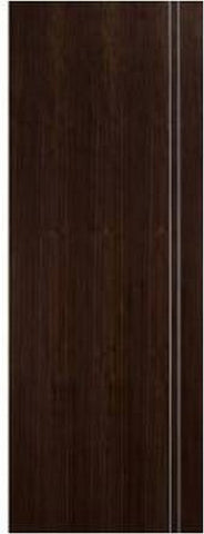 Lpd Internal Sierra Walnut Semi Solid Door - Internal Doors