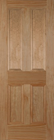 Mendes Internal Pine Islington Door - Internal Doors
