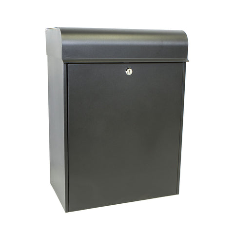 G2 By Sterling Secure Parcel Box In Black - Post Boxes