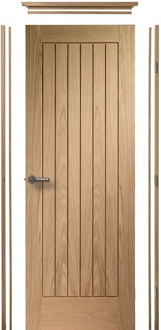 XL Joinery 'Simpli' Doorset for Standard Internal Oak Doors