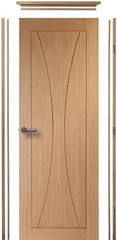 XL Joinery 'Simpli' Doorset for Standard Internal Oak Fire Doors