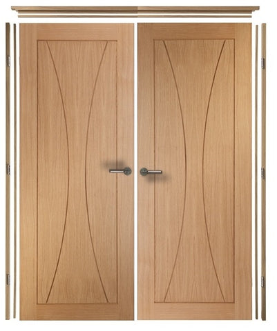 XL Joinery 'Simpli' Doorset for Oak French Door Pairs