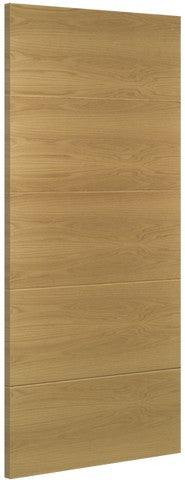 Deanta Doors Internal Augusta Oak Pre-Finished Door - MODA Doors