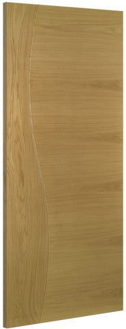 Deanta Doors Internal Cadiz Oak Pre-Finished Door - Internal Doors