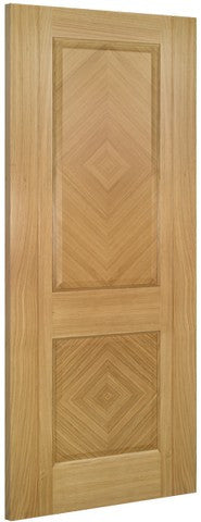 Deanta Doors Internal Kensington Oak Pre-Finished Fire Door - MODA Doors