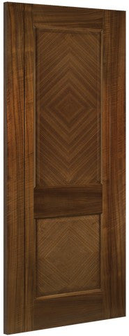 Deanta Doors Internal Kensington Walnut Pre-Finished Fire Door - Internal Doors