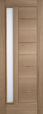 Lpd External Oak Goodwood Glazed Door - External Doors