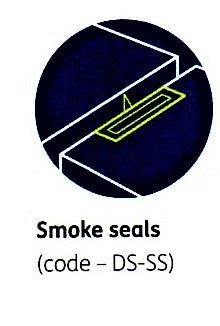 XL Joinery Simpli Doorset Smoke Seals