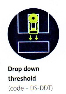 XL Joinery Simpli Doorset Drop Down Threshold