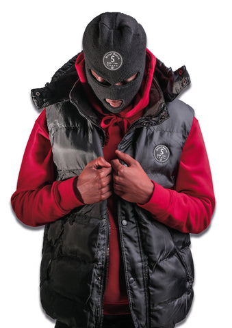Stunt Squad - Bikelife Badge Padded Gilet