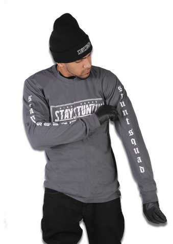 Stay Stuntin - Long Sleeve T-Shirt