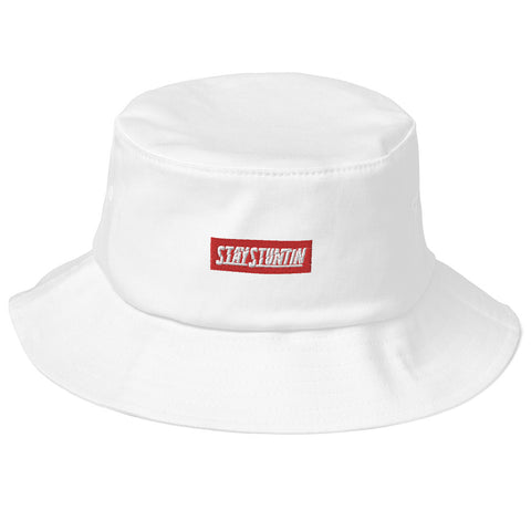 Stay Stuntin - Bucket Hat