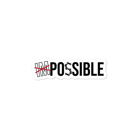 XPossible - Sticker