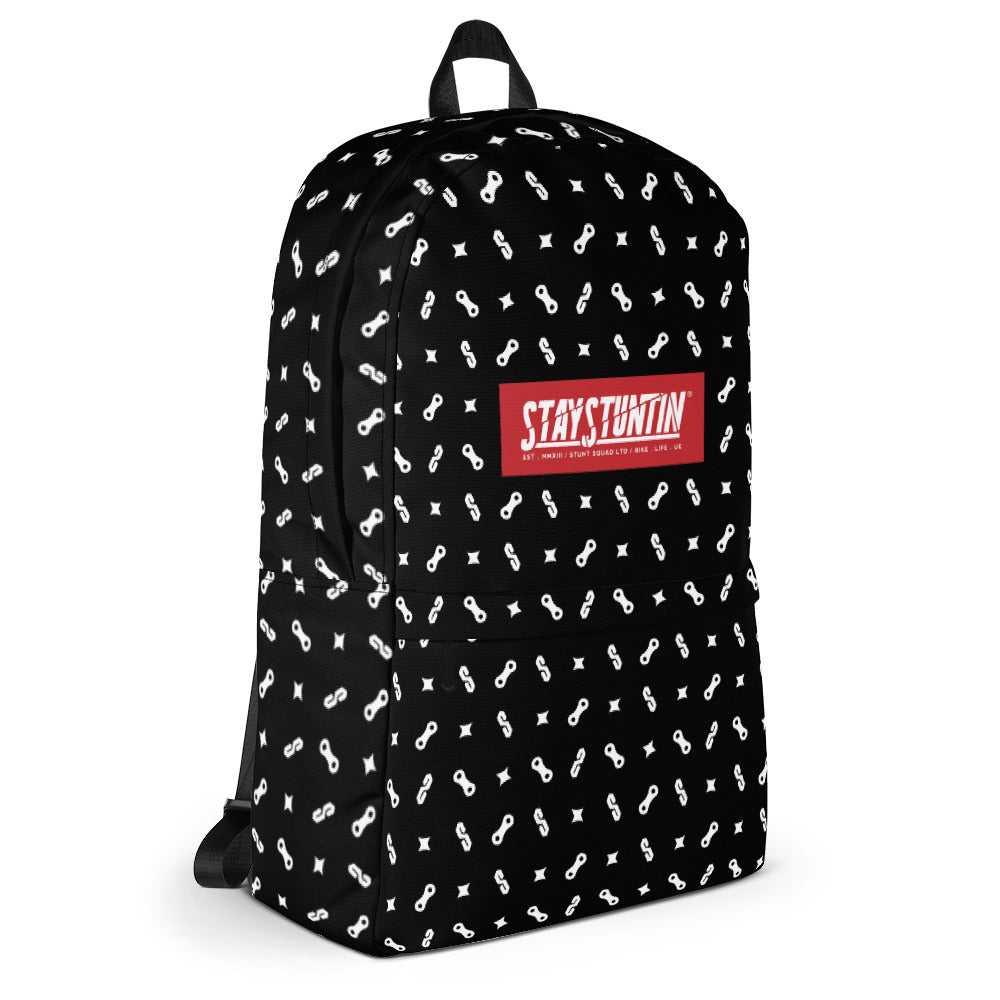 Stay Stuntin Red Label - Bikelife Backpack