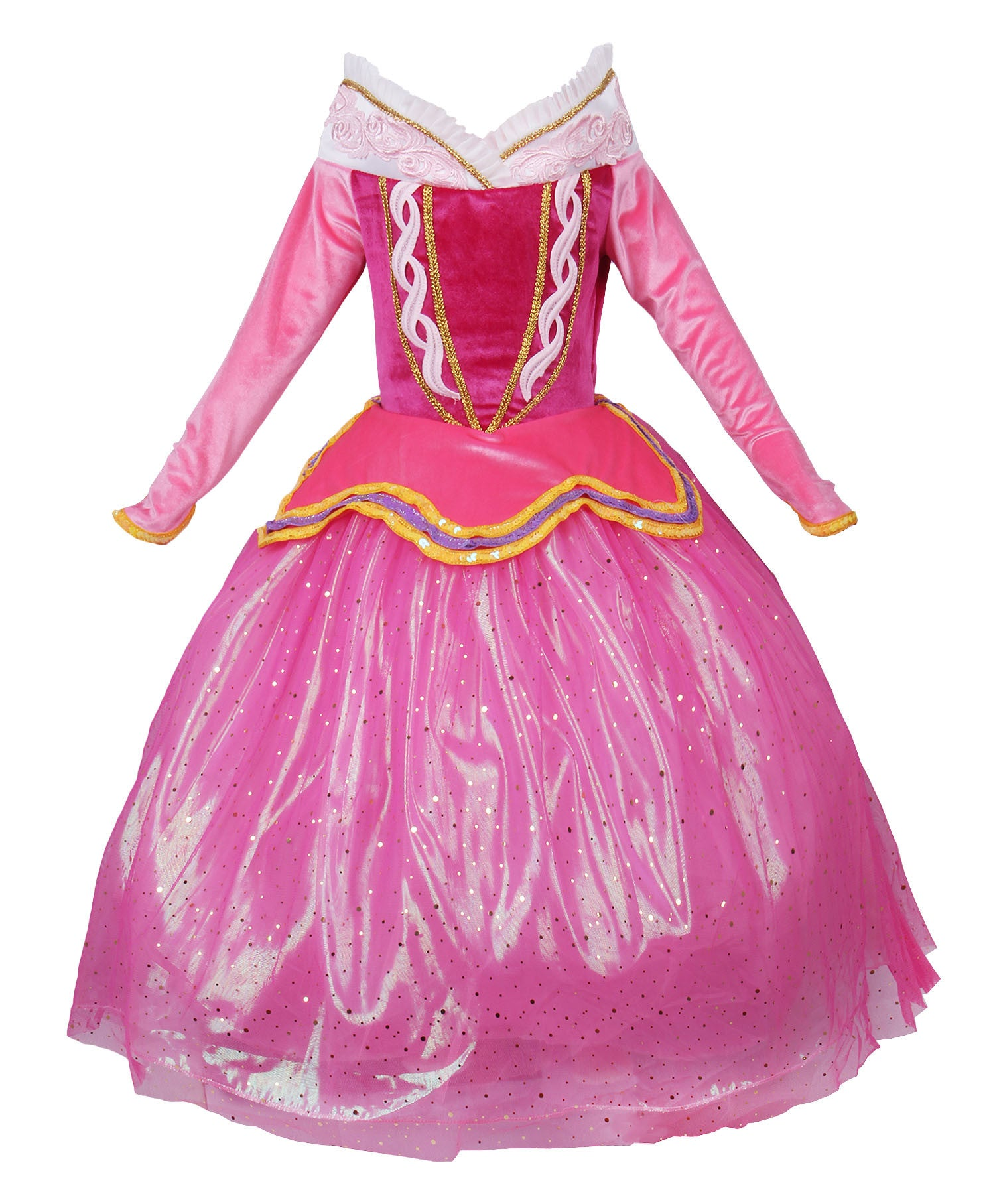 Princess Dress Girl Party Dress Ceremony Fancy Costume – JerrisApparel
