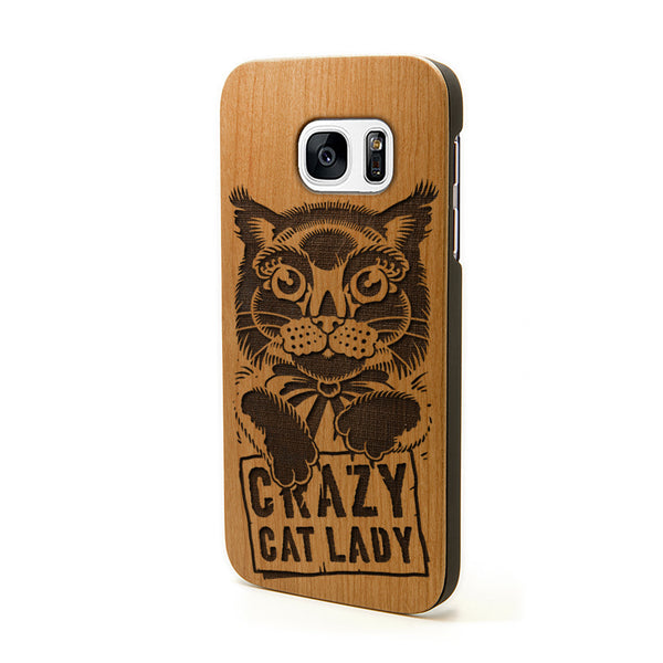 Crazy Cat Lady - Samsung Galaxy Case