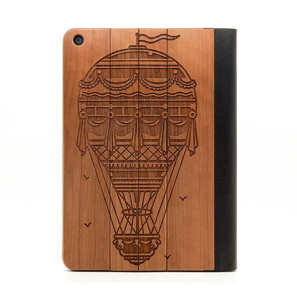 Hot Air Balloon iPad Air Case - Custom Flesh Plugs & Gauges, Alternative, Tattoo - iPad Case - 1