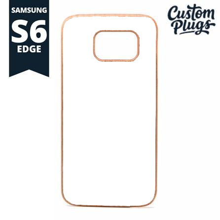 Generator - Samsung Galaxy S6 Edge Wooden Case - Custom Flesh Plugs & Gauges, Alternative, Tattoo - Phone Cases - 1