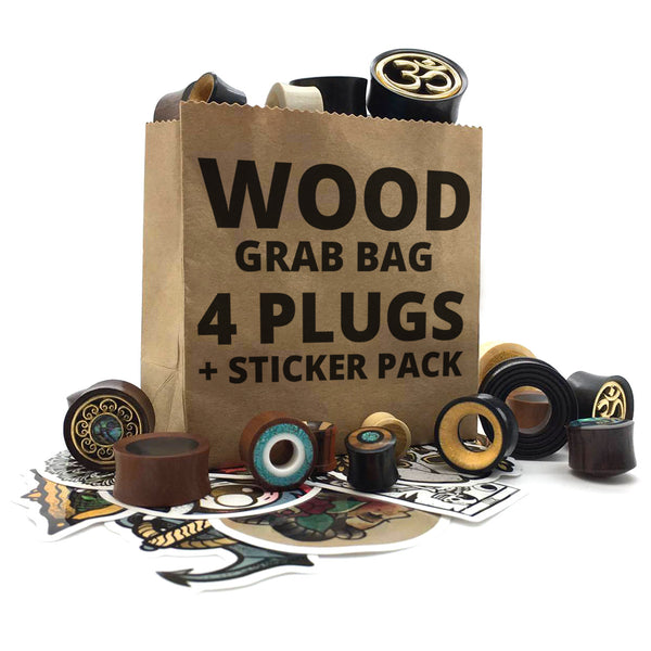 Wood Grab Bag