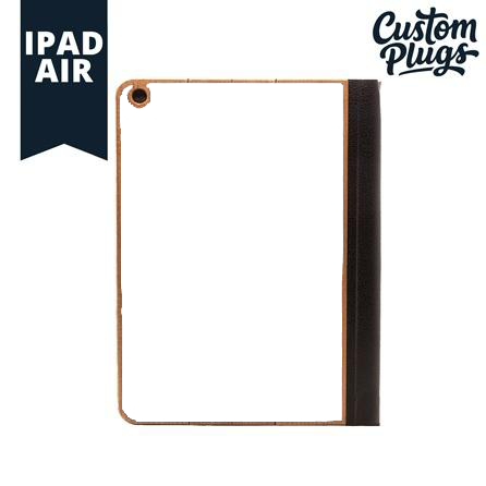 Generator -  iPad Air Wooden Case - Custom Plugs - Best Ear Gauges, Flesh Tunnels For Stretched Ears - Phone Cases - 1