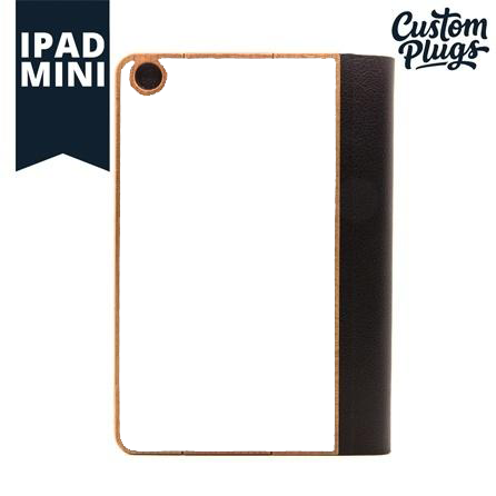 Generator -  iPad mini Wooden Case - Custom Plugs - Best Ear Gauges, Flesh Tunnels For Stretched Ears - Phone Cases - 1