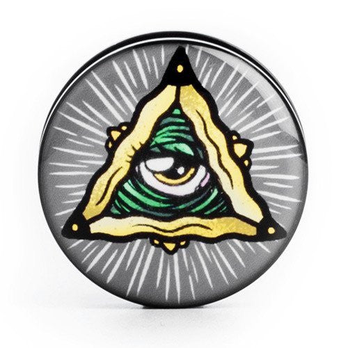 All Seeing Eye - Plug